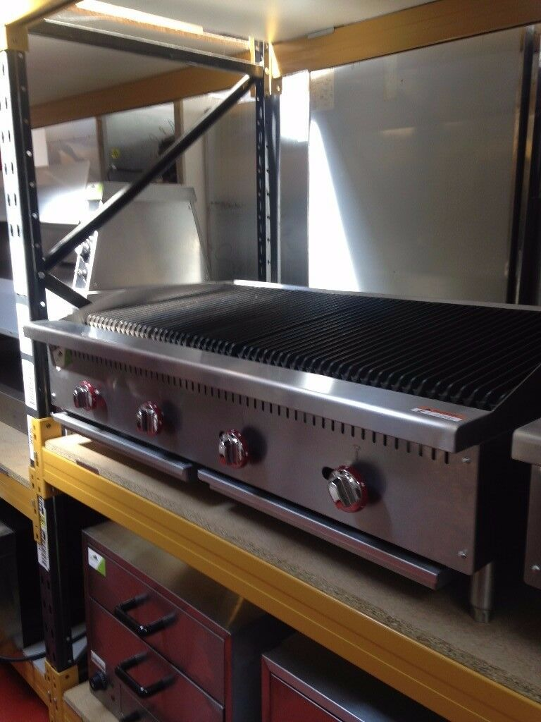 PERI PERI GRILL / WATER GRILL / 4 BURNER GRILL / RESTAURANT / TAKE AWAY / COFFEE SHOP