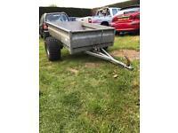 Atv quad trailer