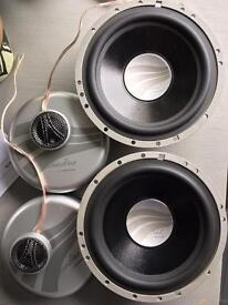 Rainbow SLC 265 Component Speakers 6.5""