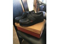 Brand new boys Kickers shoes size 6