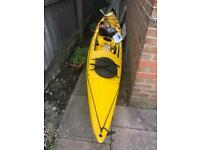 Kayak and accessories