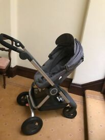 Stokke Scoot - GREY - great condition, barely used.