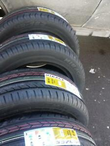 BRAND NEW WITH LABELS ULTRA HIGH PERFORMANCE  W  RATED  MIRAGE  ALL SEASON  TIRE 235 / 55 /  17 SET OF FOUR