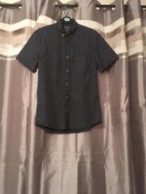 Burtons man shirt