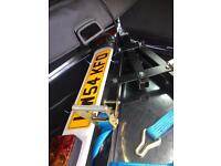 Towing dolly A frame + back board with 4 metre lead new