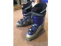 Nordica Next Exopower 5.0 Ski Boots - Size UK 10