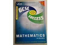 Letts GCSE Mathematics Higher Visual Revision Guide & Letts GCSE Maths Questions and Answers