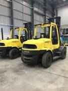 Used Hyster 2017 H155FT Forklift  x 2 Units Available Laverton North Wyndham Area Preview