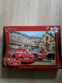 Disney cars puzzles