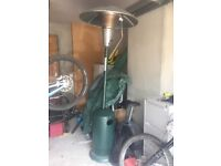 Gas Patio Heater with Tilt Hood