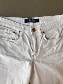 White Boden Skinny Jeans