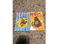 Mr.Gum books set of 2