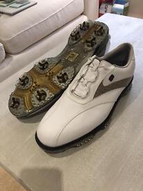 Like New Men's Footjoy Dryjoys Tour Golf Shoes Size 11
