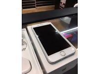 Iphone 7 Silver 128GB Unlocked