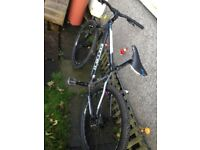 Push bike for sale email with a price