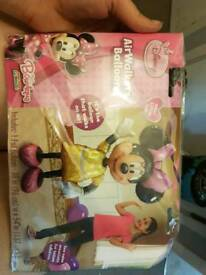 Giant mini mouse balloon