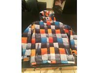 Unisex Ski Jacket by Quicksilver & Salopettes