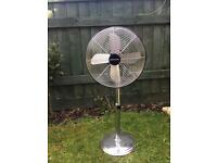 freestanding electric fan