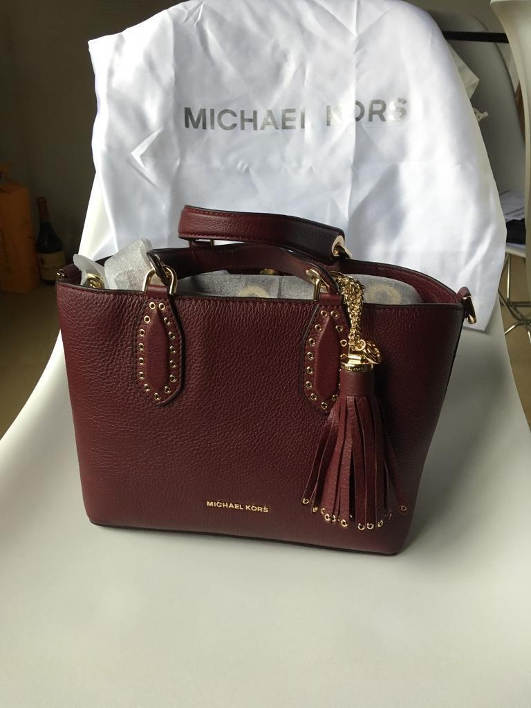 ad20ed73c50c Michael Kors Brooklyn Bag ( BNWT) | in Coatbridge, North ...