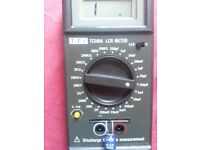 multimeter ,capacitor meter ,lcr meter