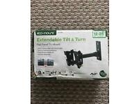Extendable Tilt & Turn TV Bracket