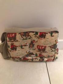 Cath Kidson Cowboys changing bag