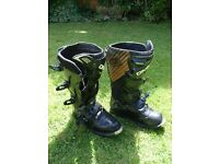Oneal Rider motocross boots