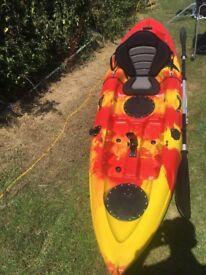 9ft hi marine 'mini angler' kayak