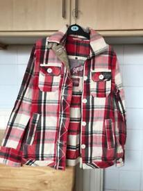 Superdry shirt/ light jacket