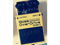 Boss OverDrive ODB3 used