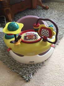 Mamas&papas baby seat
