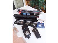 Camera Bits & Pieces