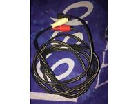 Sound bar cable