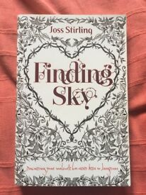 Finding Sky book by Joss Stirling