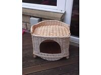 Pets bed with slight damage to top right collect or delivery Stonehaven