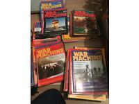 War machine magazines