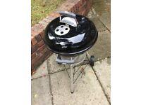Weber Charcoal BBQ Black-47cm compact