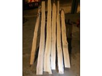 Silver birch planks / boards. Ideal for crafting