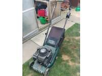 Hayter harrier 41 push mower