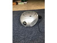 BUSH PORTABLE STEREO SYSTEM CD PLAYER/BOOMBOX