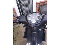 125cc moped cheap got 8 months insurance