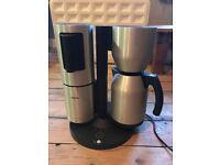 Siemens coffee machine by Porsche Design