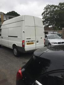 Ford transit 350 high top