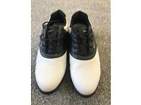 Nike men's golf shoes size 7
