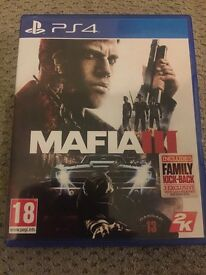 New Mafia III 3 game ps4 PS4 ps 4