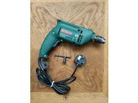 Bosch Hammer Drill PSB 400 complete 240v/400w