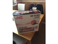JVC Pink In Car Stereo/AUX/CD
