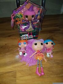 La la loopsy dolls toys