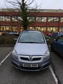 2006 Vauxhall zafira
