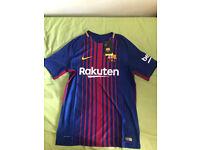 FC Barcelona Home Shirt 2017/18 Nike !NEW!